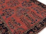 - Patterned rectangular rug ANATOLIAN SARUK - ABC ITALIA
