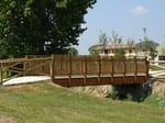 Ponti e passerelle in legno massello o lamellare ILT MONTANA LEGNO | Ponte e passerella pedonale - INDUSTRIA LEGNAMI TIRANO