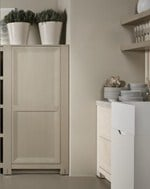 Wooden kitchen BLANCO NATA - Muebles Dica