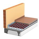 Pannello isolante per sistemi di riscaldamento a pavimento KNAUF FLOOR THERM - KNAUF INSULATION - CANTARANA