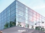 Sistema para fachada contínua KLIMA | Sistema para fachada contínua em alumínio e vidro - FARAONE