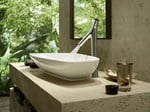 - Counter top washbasin mixer AXOR STARCK ORGANIC | Counter top washbasin mixer - HANSGROHE