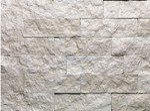 Rivestimento in pietra naturale BIANCO - B&B