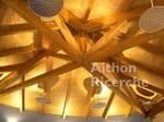 Vernice pe la protezione dal fuoco del legno AITHON PV33 - Aithon Ricerche International