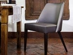Upholstered fabric easy chair 241 - DOMITALIA
