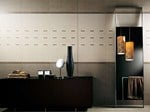 Double-fired ceramic wall tiles with textile effect HOME - CERAMICA SANT'AGOSTINO