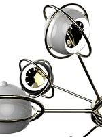 Adjustable pendant lamp COSMO - Delightfull