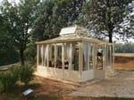 Giardino d'inverno in ferro e vetro Giardino d'inverno - CAGIS