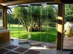 Vetrata pieghevole in alluminio senza telaio GIEMME SYSTEM� - GIEMME HOME - GM MORANDO