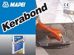 Cement-based glue KERABOND - MAPEI