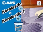 Adhesive for flooring KERALASTIC - MAPEI