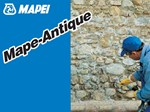 Renovating and de-humidifying additive and plaster MAPE-ANTIQUE - MAPEI