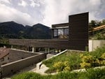 Integrated timber structural system X-lam - LignoAlp