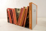 Design aluminium bookend FERMALIBRO - KRIPTONITE