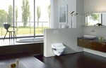 Geberit AquaClean 5000 plus in ambiente bagno