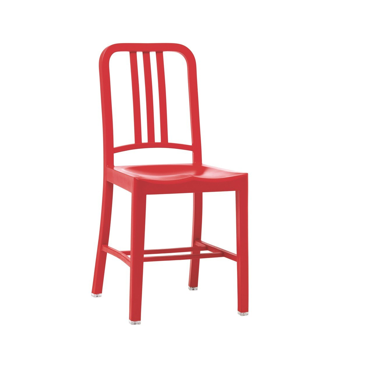 recycled plastic chair  navy® by emeco -