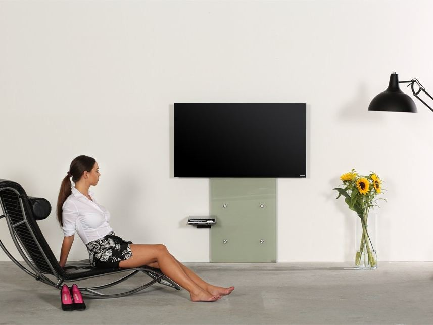 117 mobile tv orientabile by wissmann raumobjekte. Black Bedroom Furniture Sets. Home Design Ideas