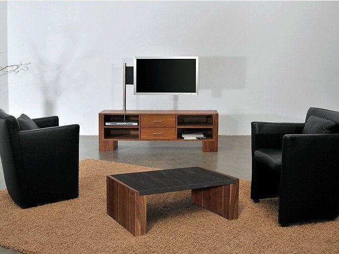 119 mobile tv basso by wissmann raumobjekte. Black Bedroom Furniture Sets. Home Design Ideas