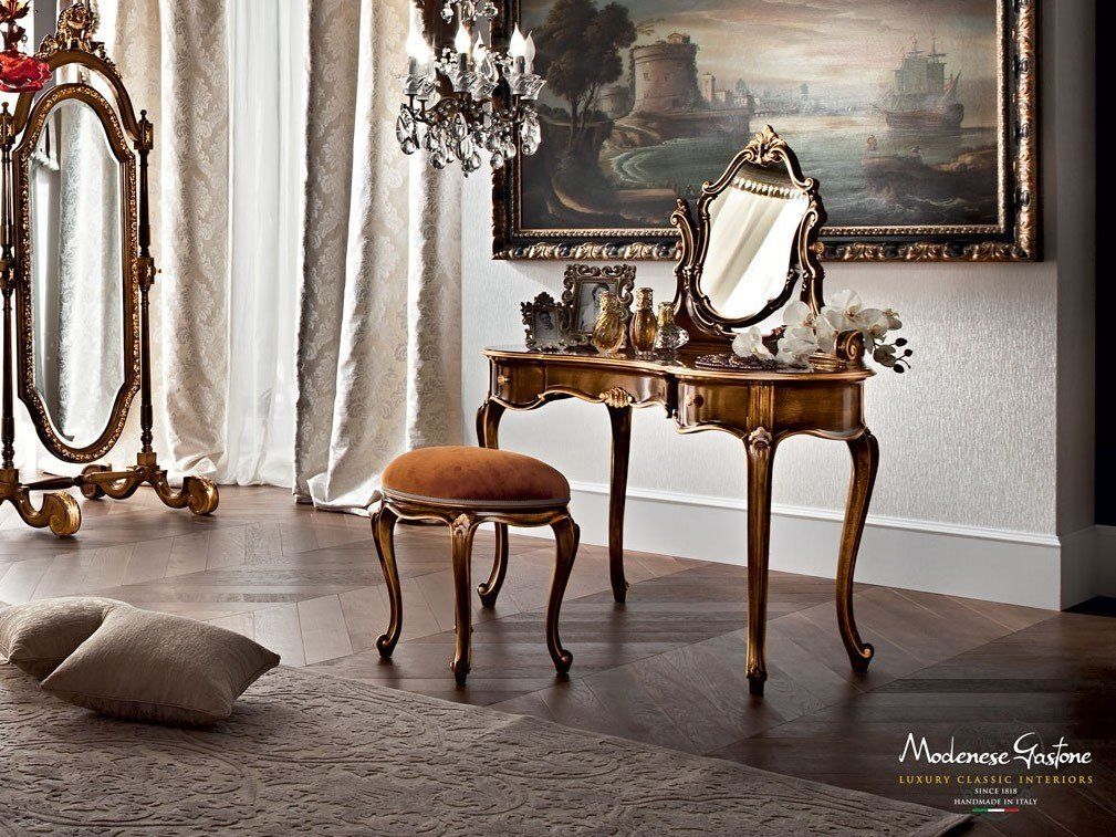 12211 dressing table by modenese gastone group for Casanova chaise lounge