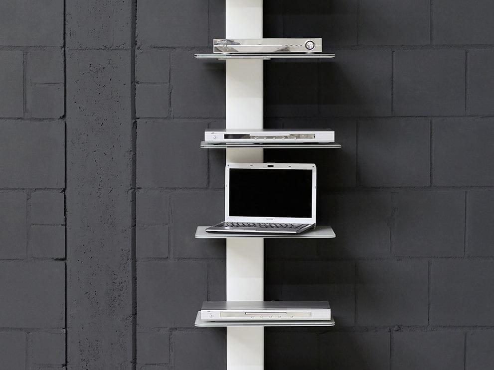 145 biblioth que by wissmann raumobjekte. Black Bedroom Furniture Sets. Home Design Ideas
