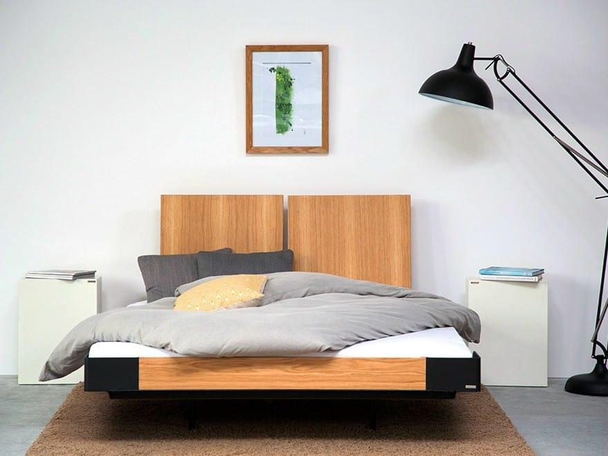 325 doppelbett by wissmann raumobjekte design wissmann. Black Bedroom Furniture Sets. Home Design Ideas