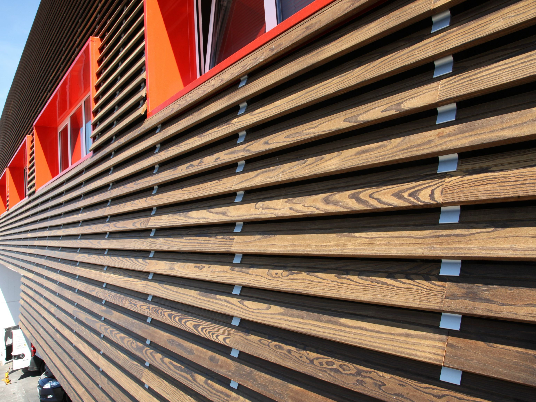 paneles de madera para fachadas de fachadas