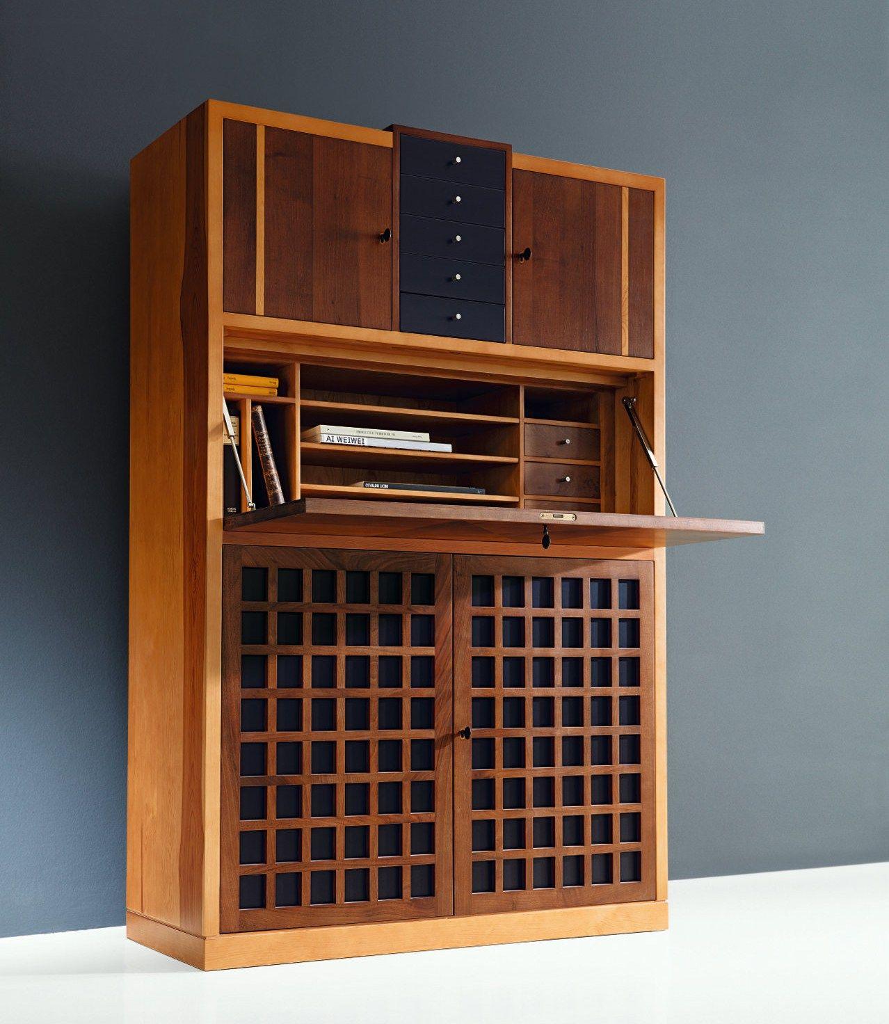 credenza in legno con ante a battente 5351 by marktex. Black Bedroom Furniture Sets. Home Design Ideas