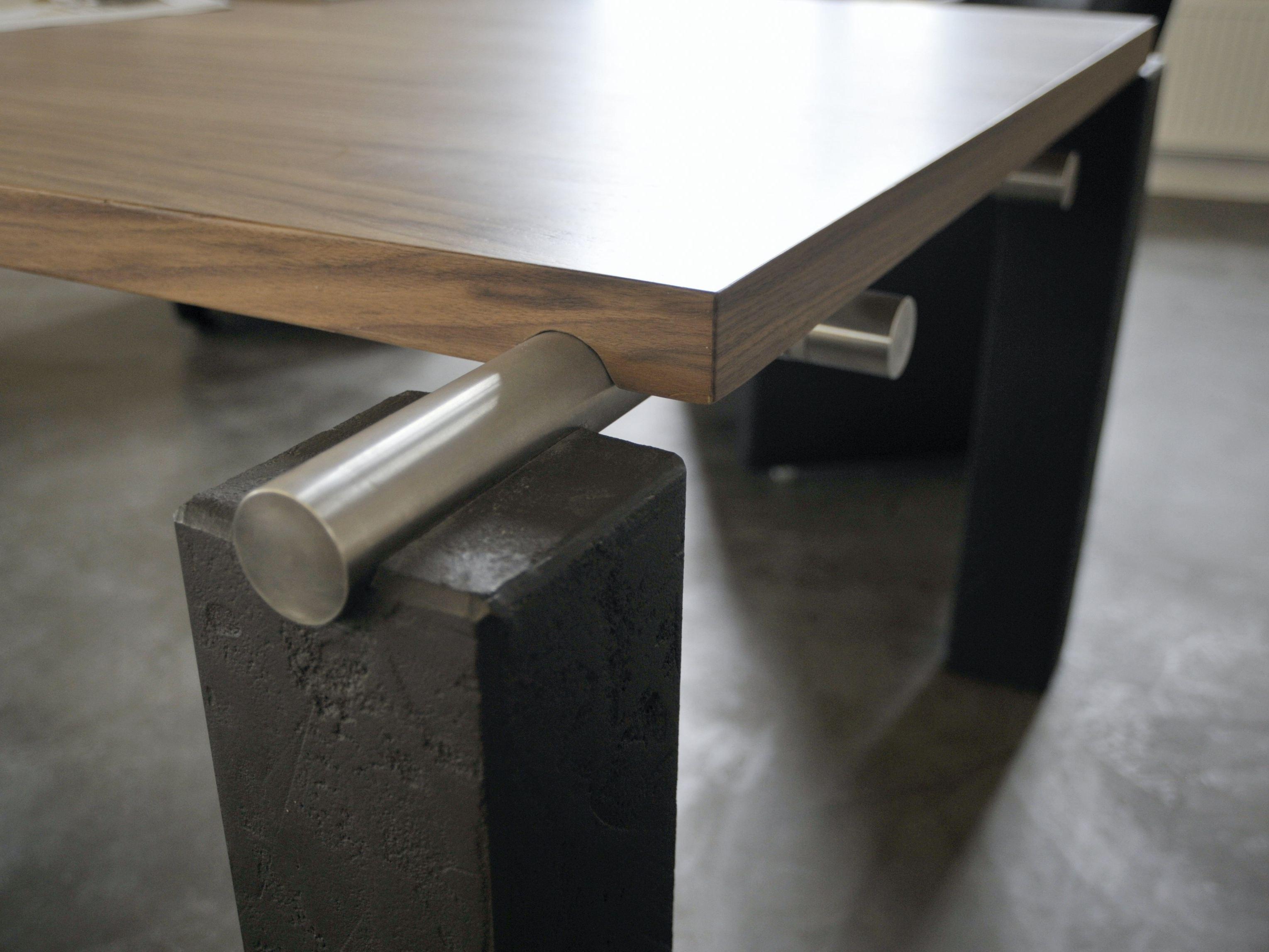 604 table by wissmann raumobjekte. Black Bedroom Furniture Sets. Home Design Ideas