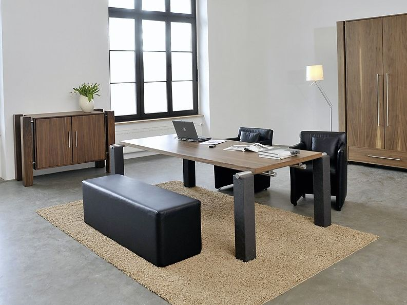 604 tisch by wissmann raumobjekte. Black Bedroom Furniture Sets. Home Design Ideas