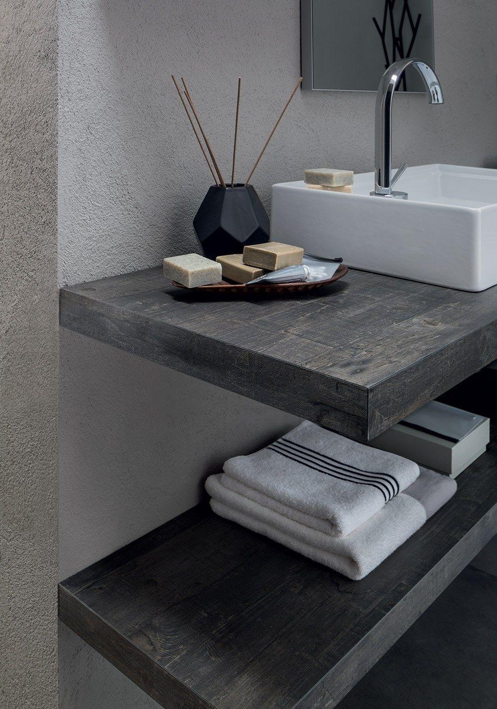 Mobile bagno in stile moderno 85 - 3.0 Collection by RAB Arredobagno design Ufficio tecnico RAB ...