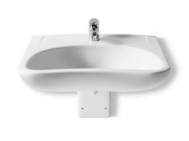 Access lavabo para discapacitados by roca sanitario for Altura lavabo minusvalidos