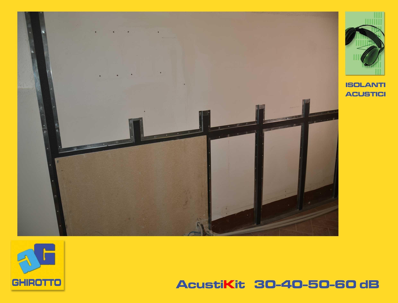 panneau insonorisant et d isolation acoustique pour faux plafond en placo acustikit 50 db by. Black Bedroom Furniture Sets. Home Design Ideas