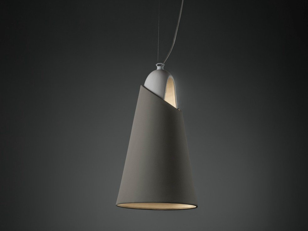 Ceramic Pendant Lamp Africa By Ilide Italian Light Design