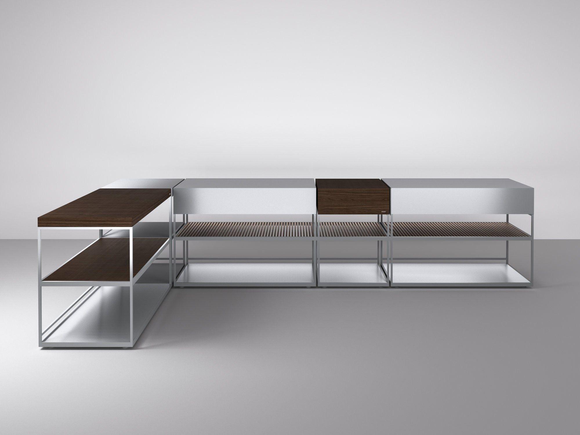 Ah16 cucina da esterno by boffi design alessandro - Cucina da esterno ...