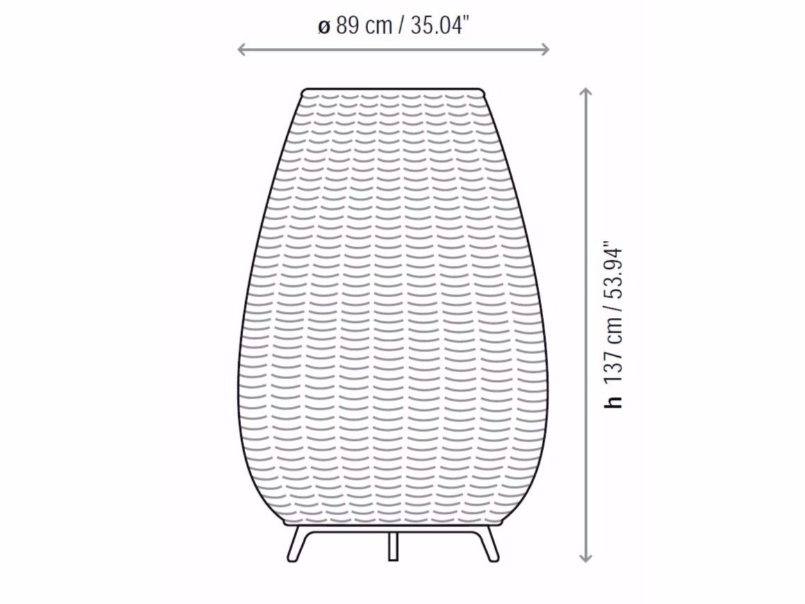 floor lamp amphora 03 by bover il  luminaci u00f3  u0026 mobiliario