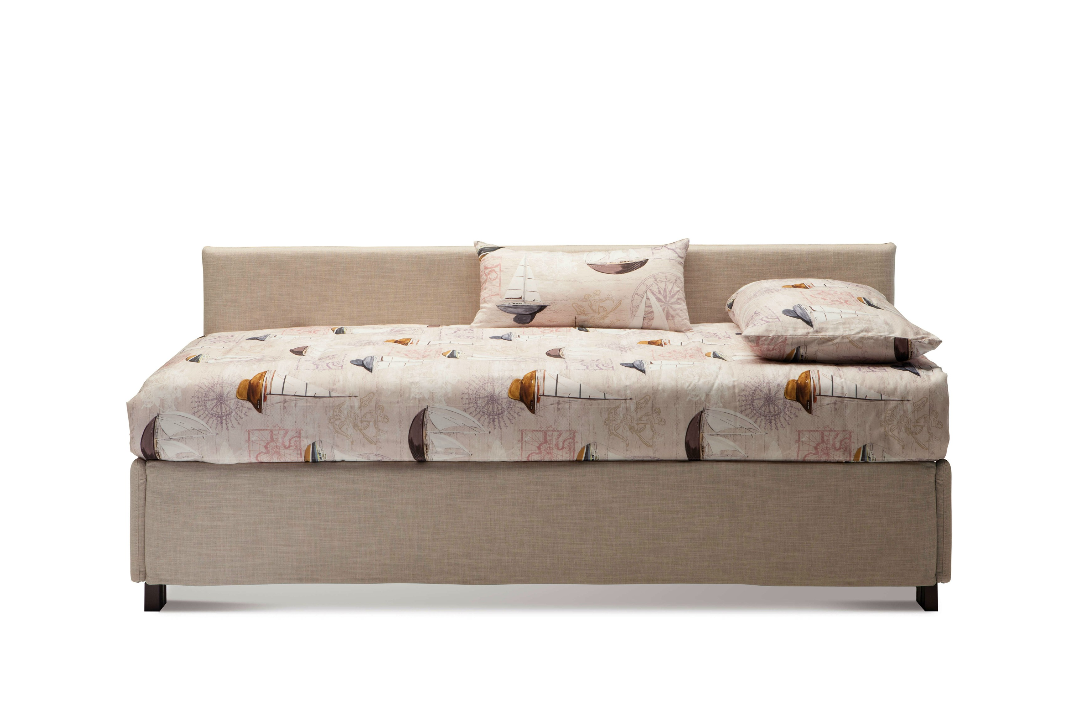 Trundle single bed ANTIGUA by Milano Bedding