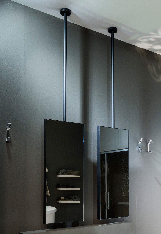 Specchio rettangolare per bagno argo by ceramica cielo - Specchio bagno design ...
