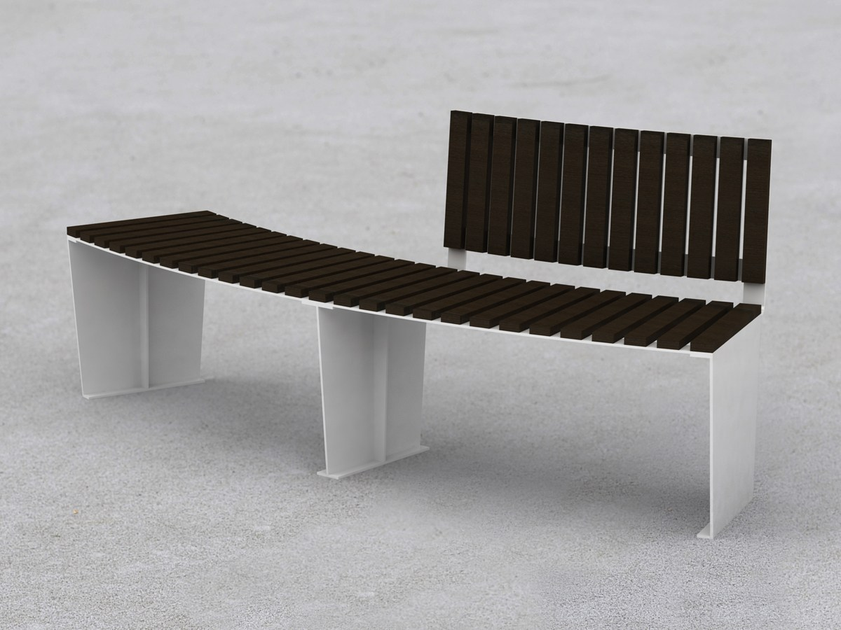 Armonia Curved Bench By Lab23 Gibillero Design Collection Design Gibillero Design