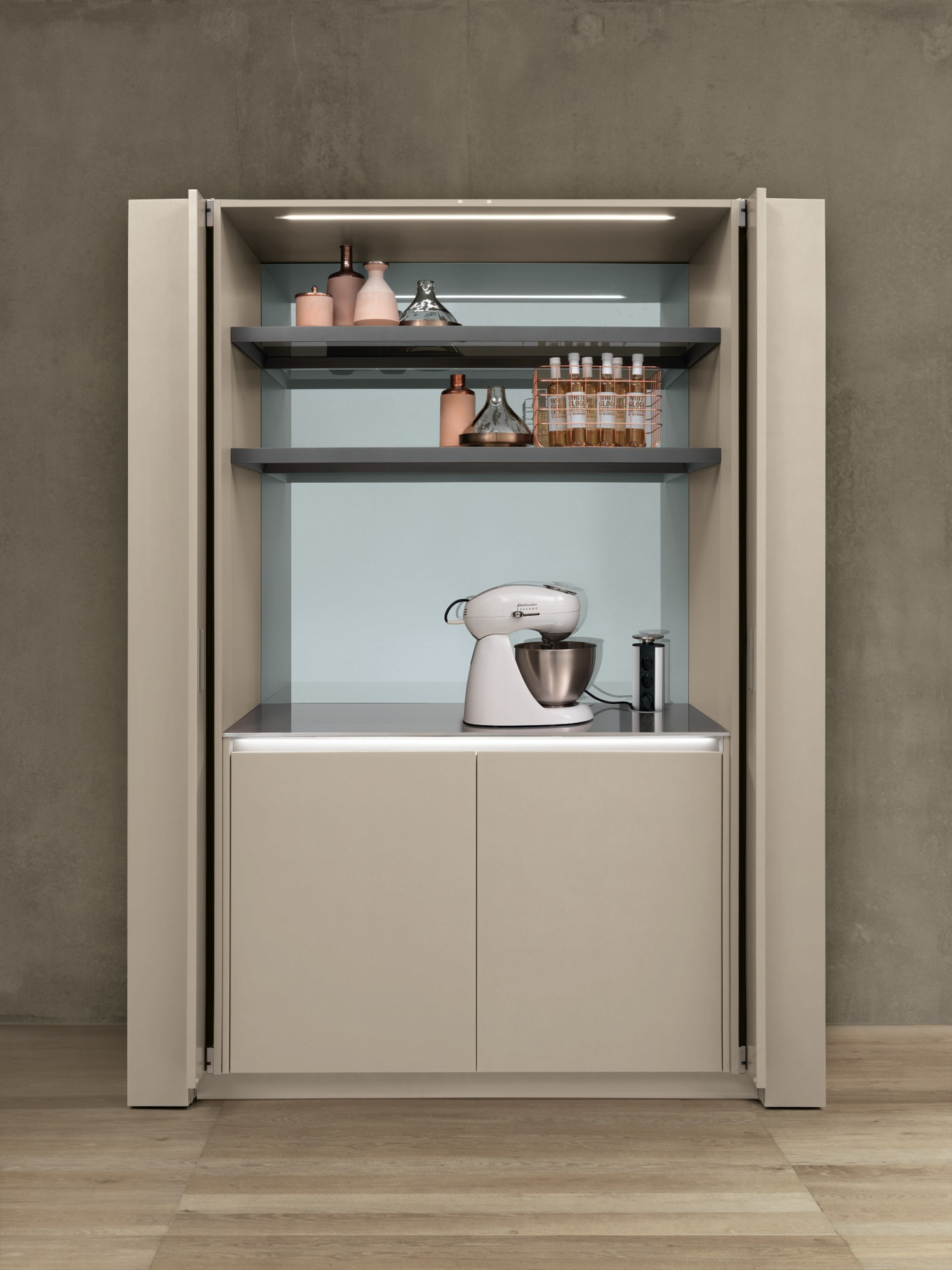 Arte cabinet by euromobil
