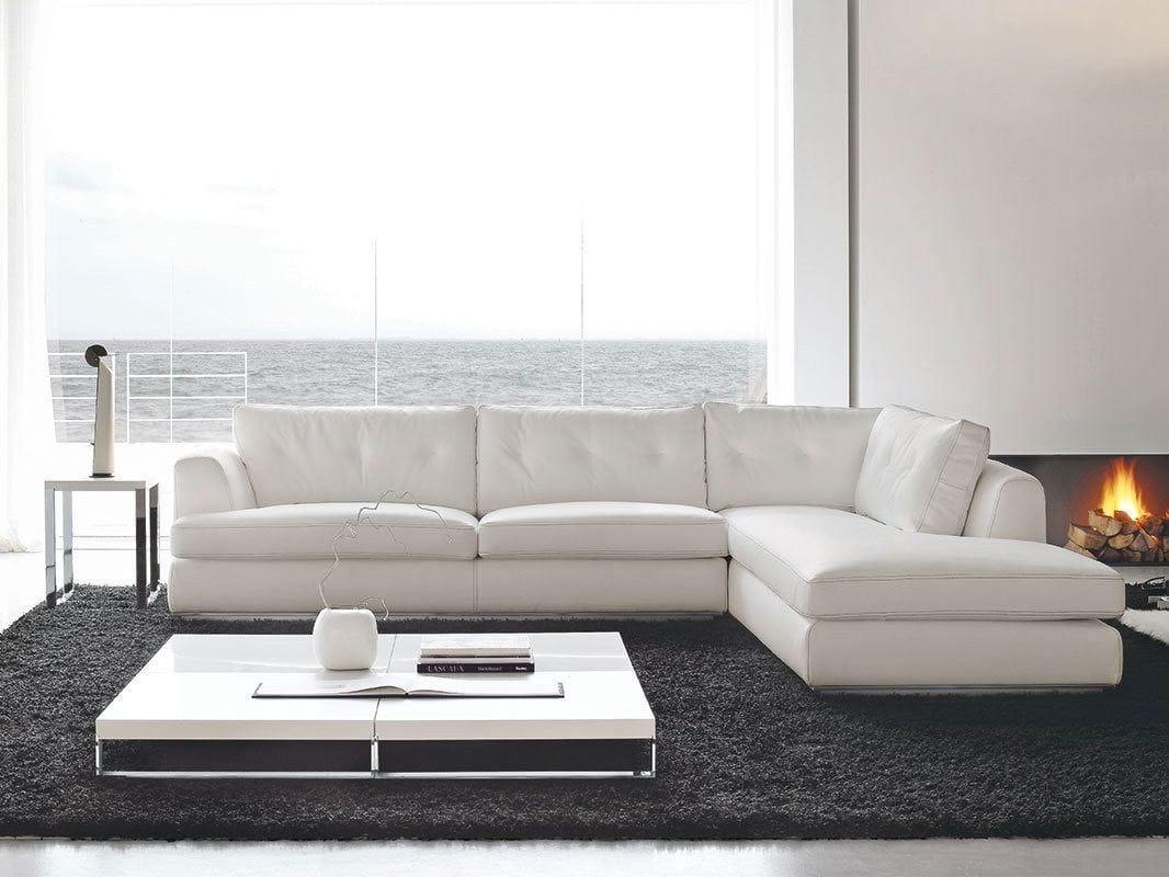 corner leather sofa ascot by alivar design giuseppe bavuso. Black Bedroom Furniture Sets. Home Design Ideas