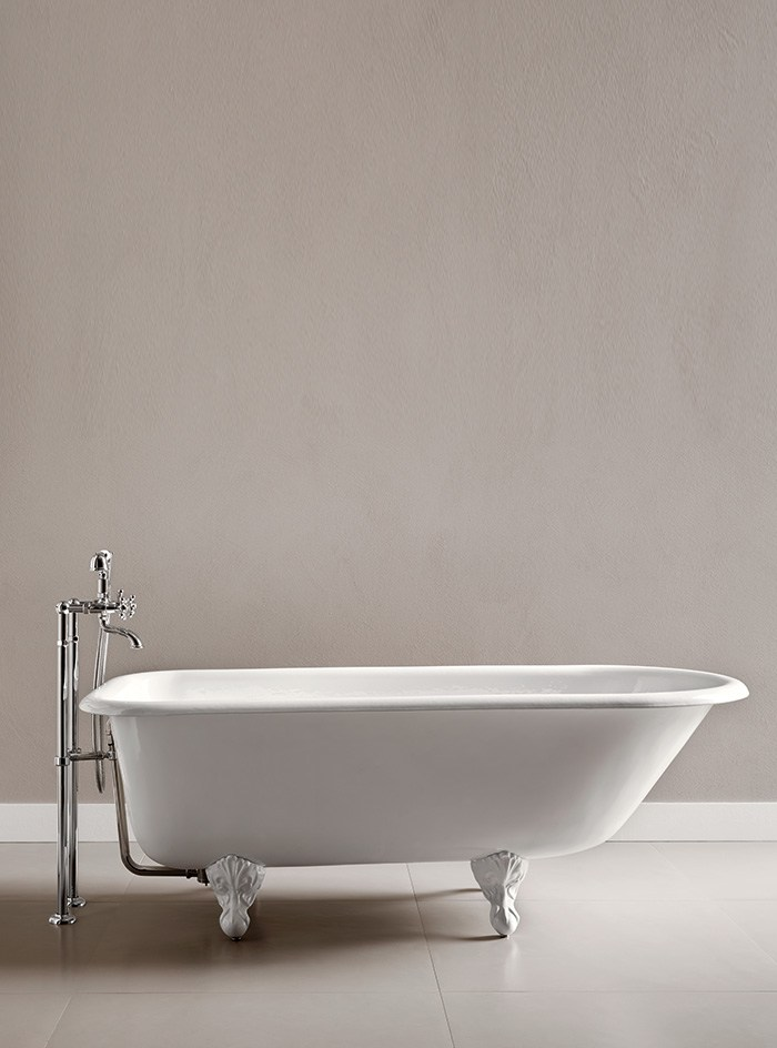 Baignoire en fonte sur pieds ascott by bath bath for Baignoire sur pieds
