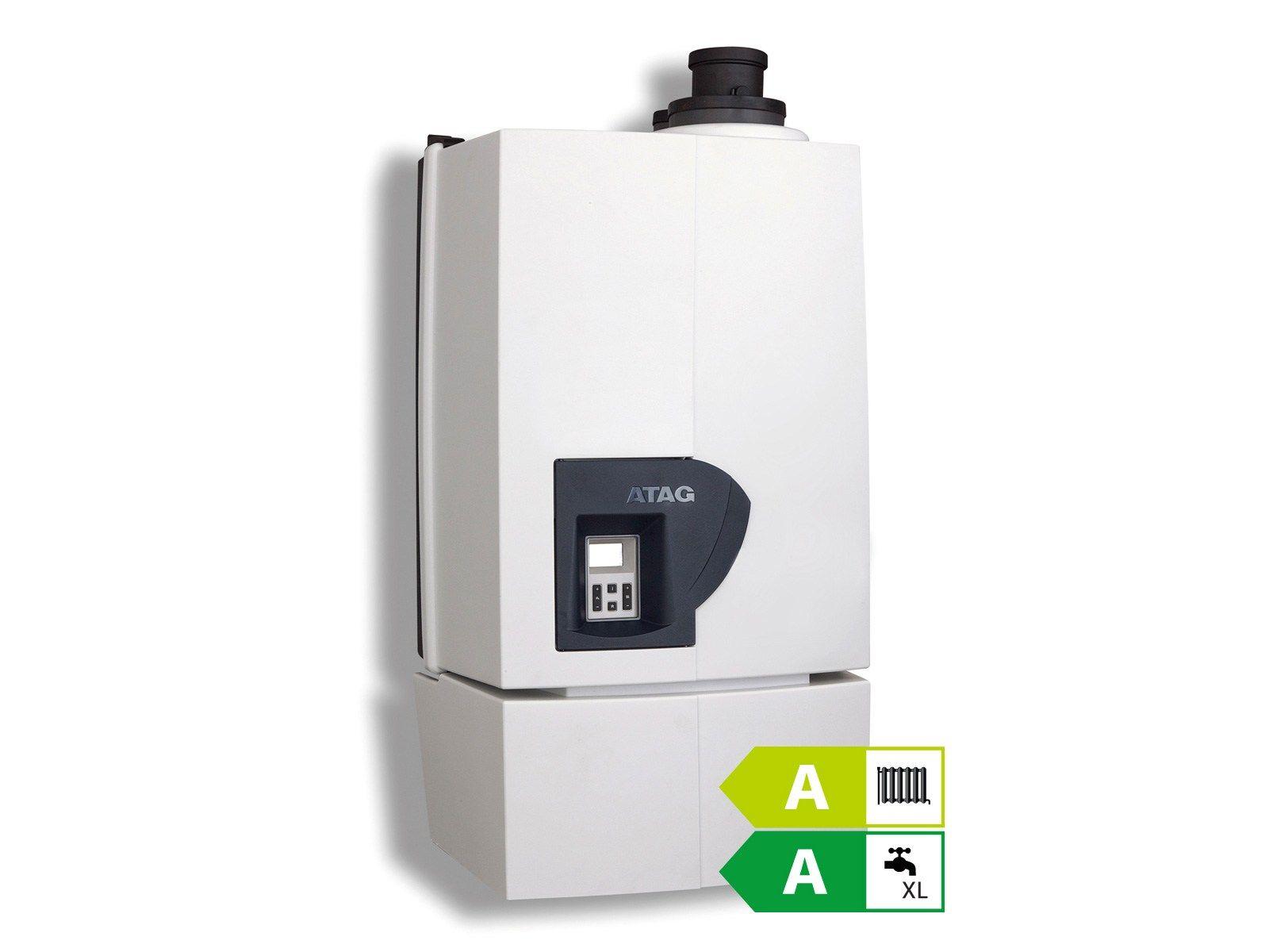 Caldaia a condensazione a serie by atag italia for Caldaia a condensazione