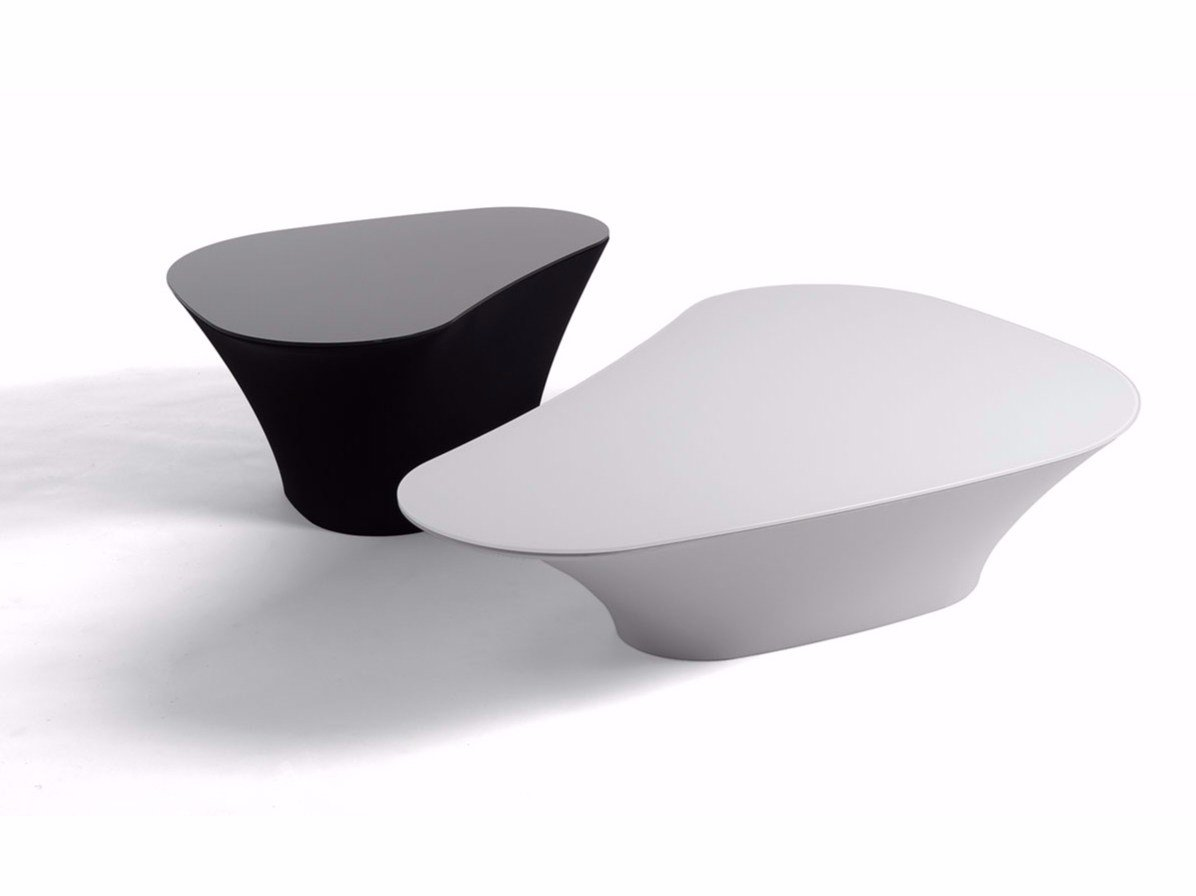 Low Crystal Coffee Table Atollo By Cattelan Italia Design