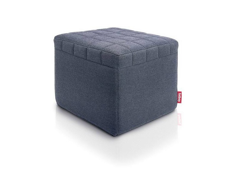 fabric pouf avenue by fatboy italia design gijs papavoine. Black Bedroom Furniture Sets. Home Design Ideas