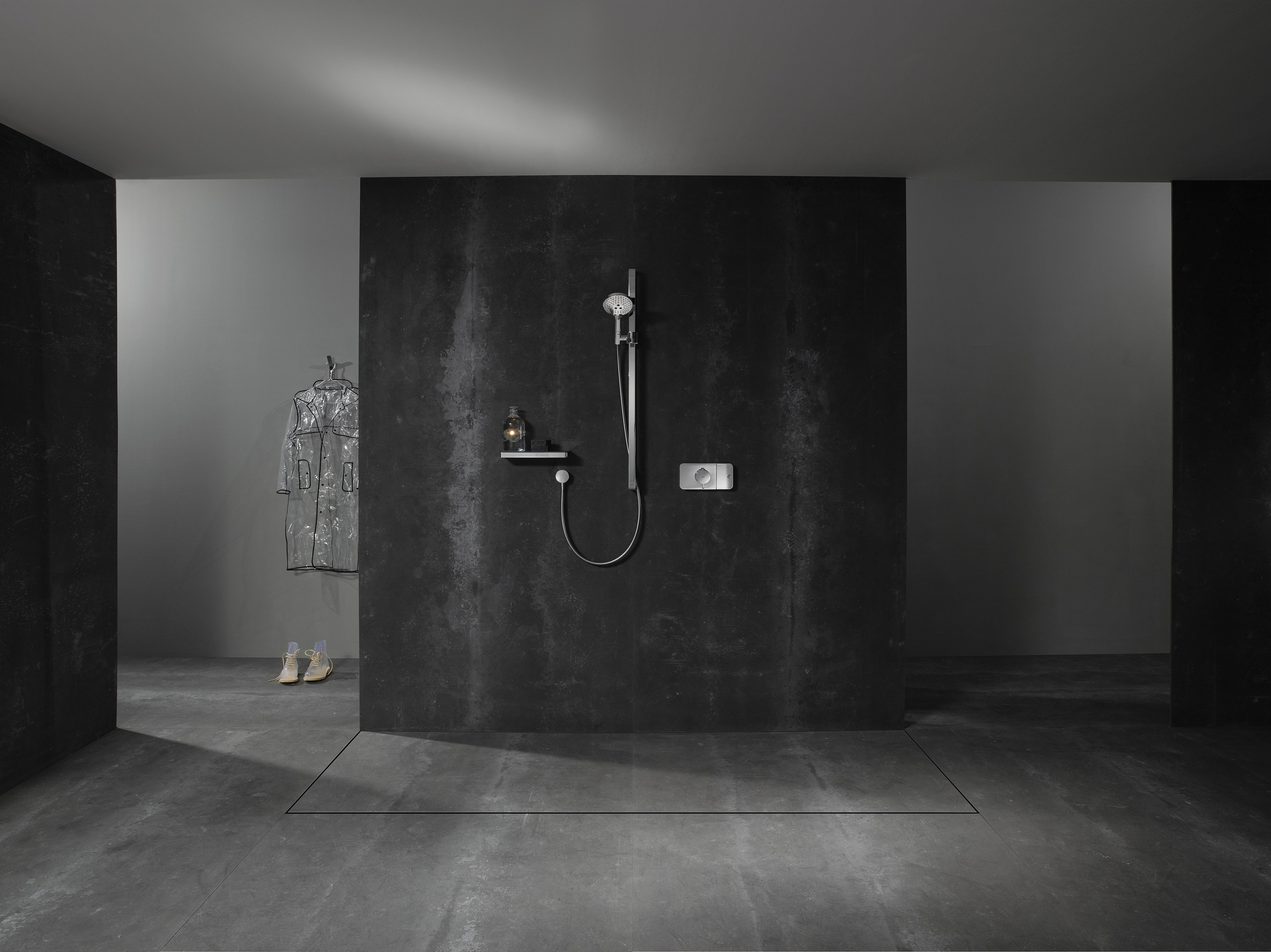 axor one shower mixer axor one collection by hansgrohe design barber u0026 osgerby