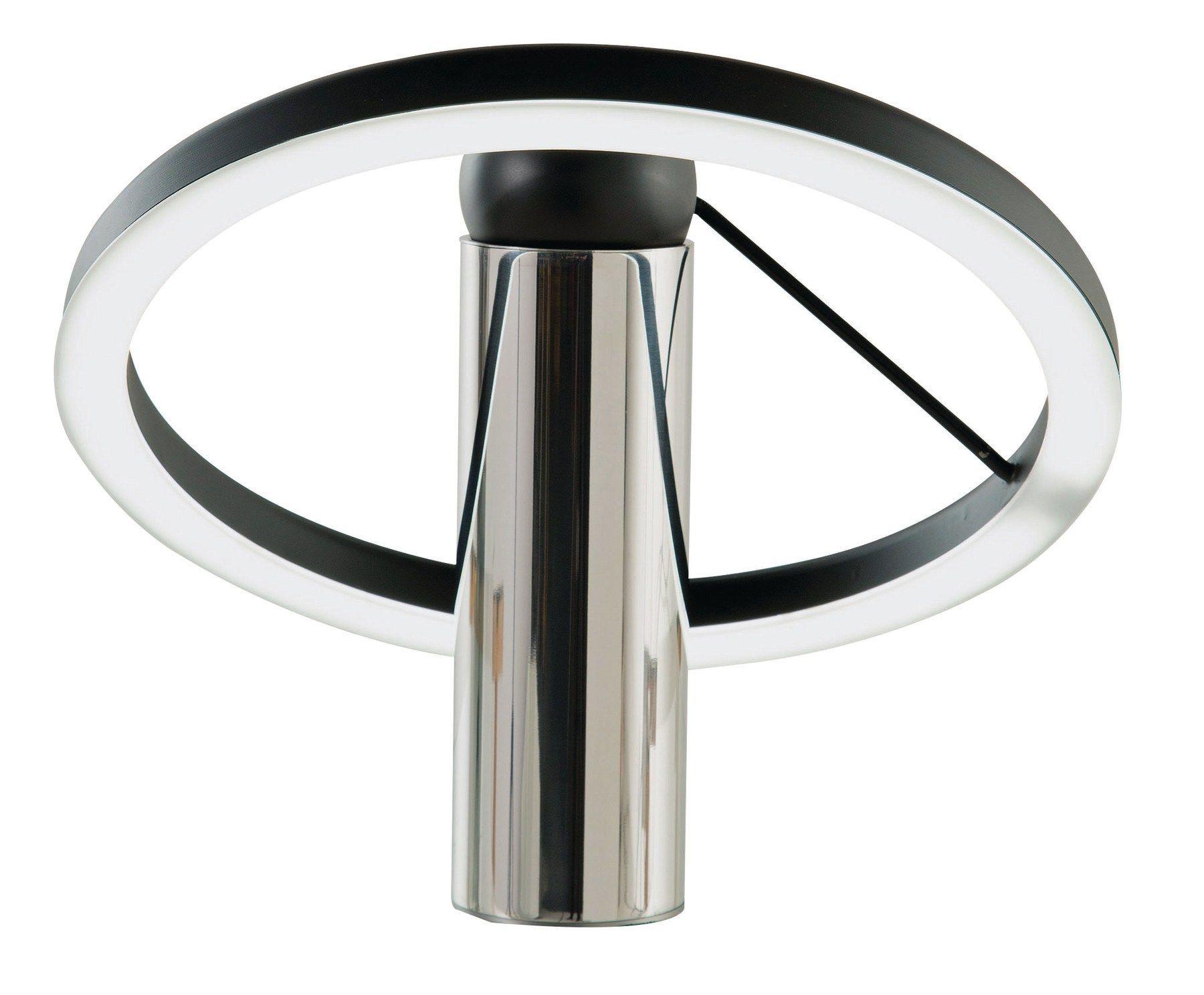 lampe de table led orientable en acier azimut by roche bobois design julien groboz. Black Bedroom Furniture Sets. Home Design Ideas
