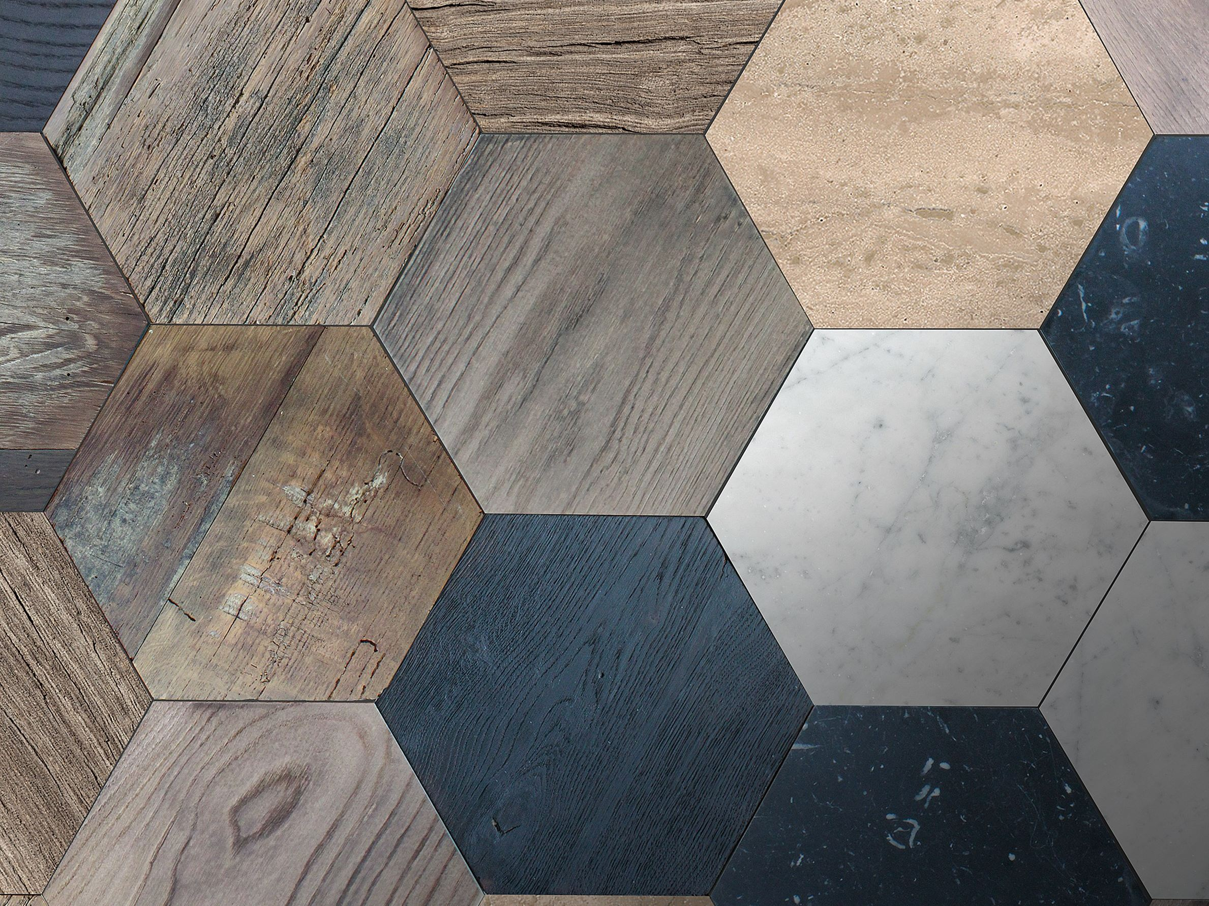 English Oak Parquet Azulejo By Idee Amp Parquet