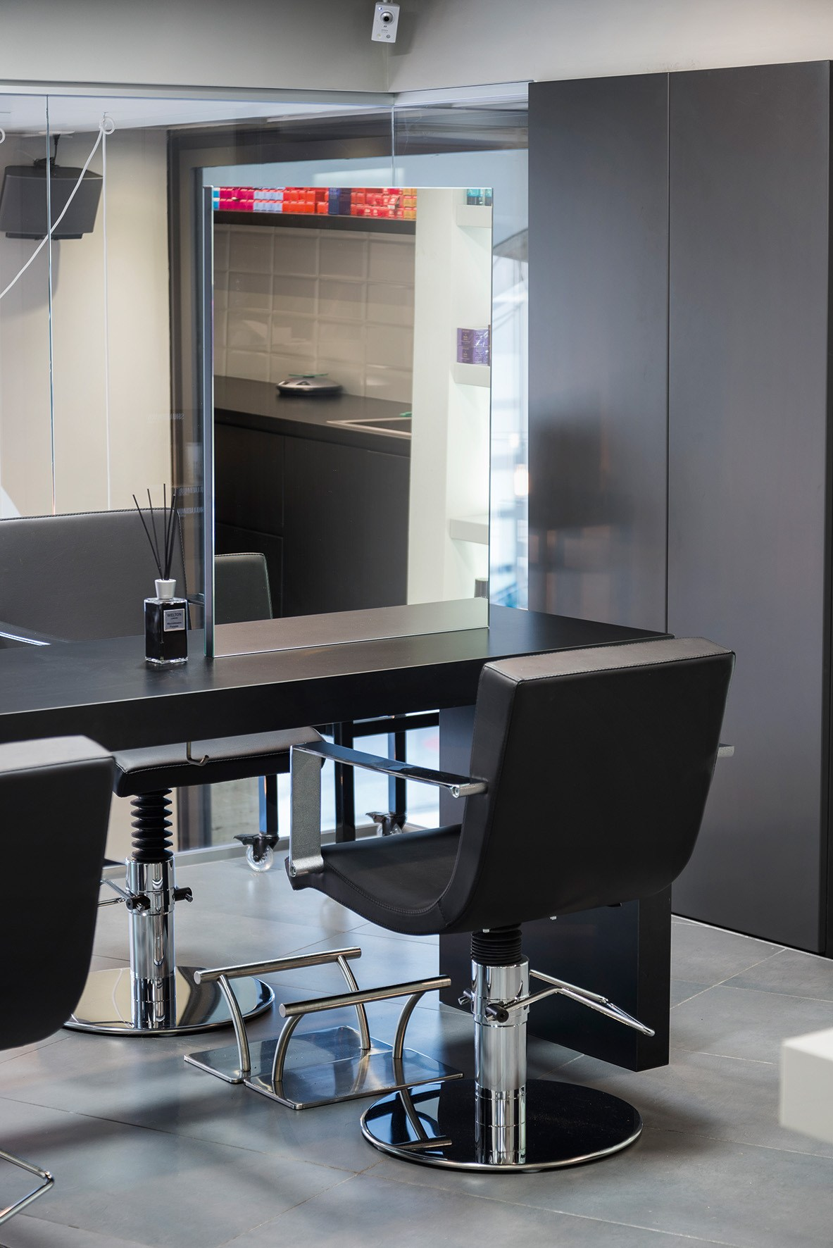 Tm Italia Cucine : Arredo per saloni di bellezza by tm italia cucine
