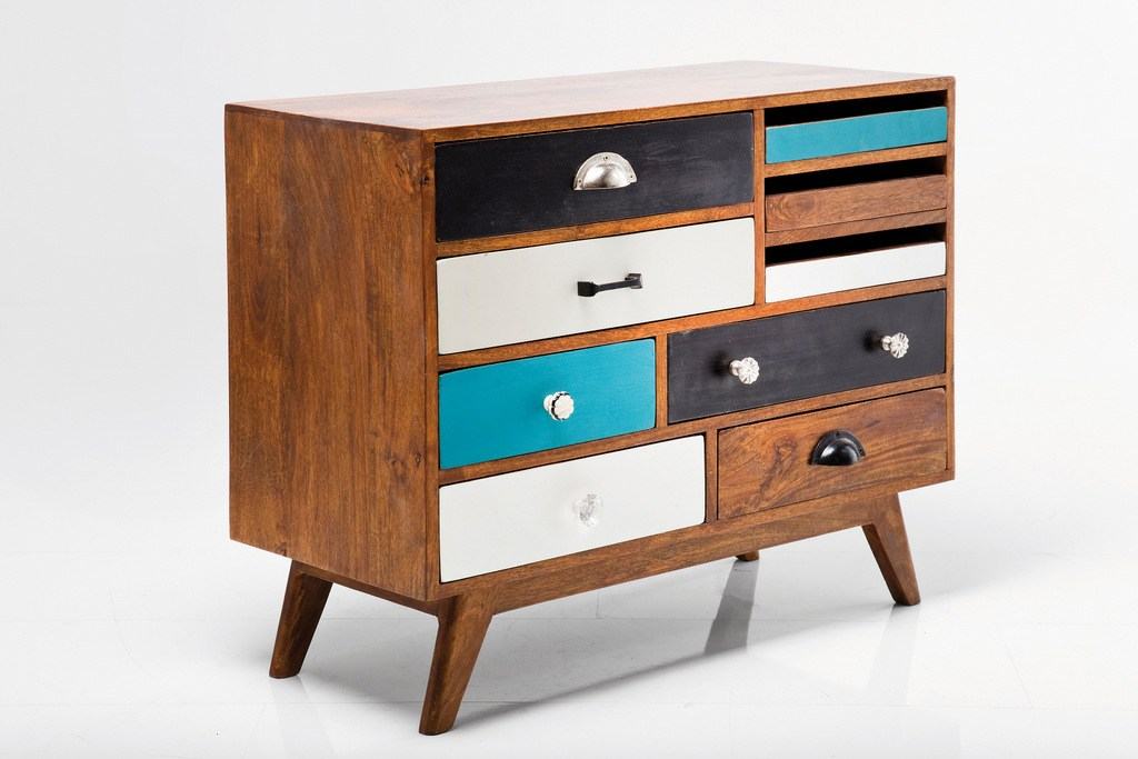Wooden Chest Of Drawers Babalou Beach By Kare Design