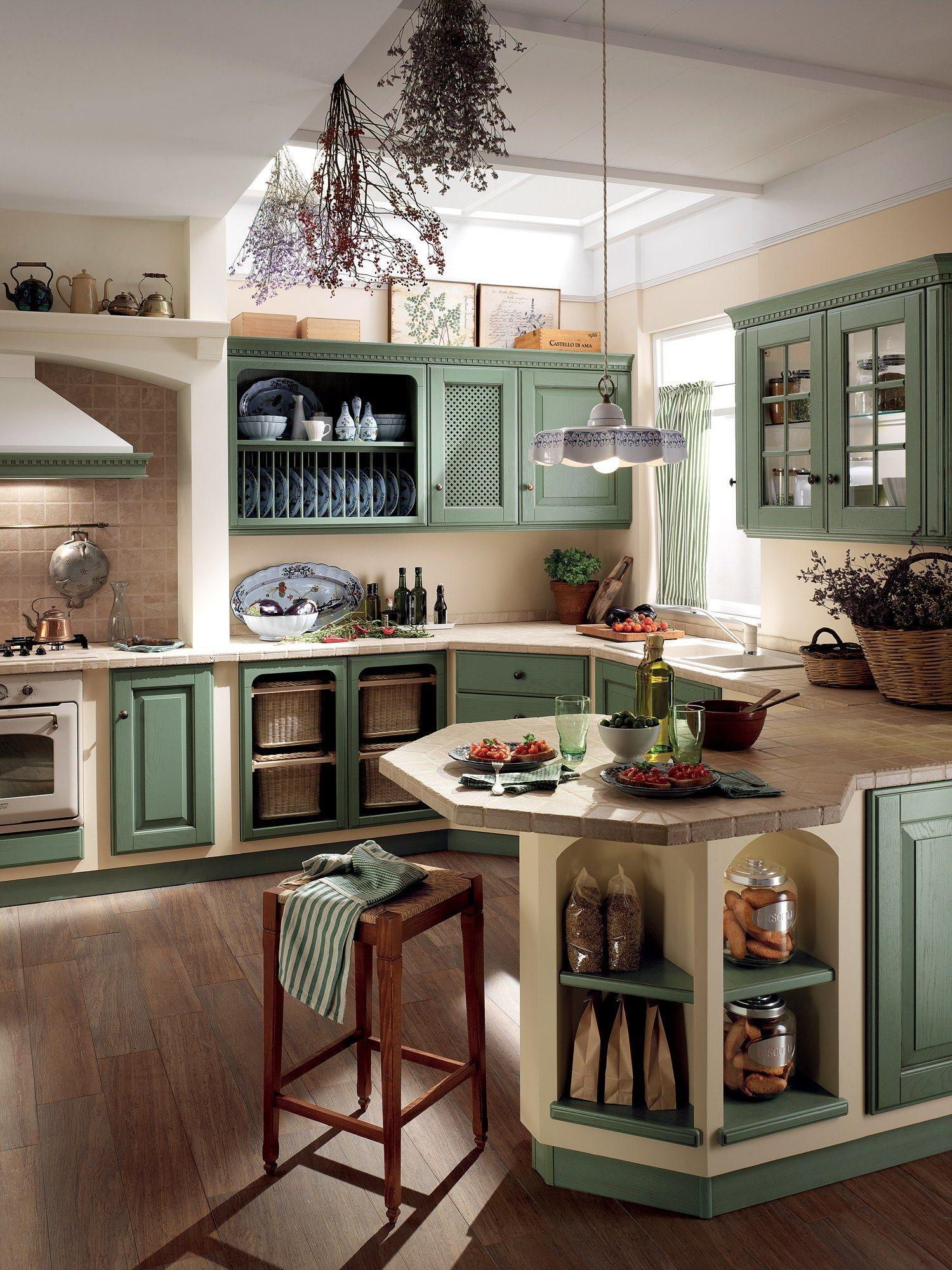 Awesome Cucina Baltimora Scavolini Contemporary - Design & Ideas ...